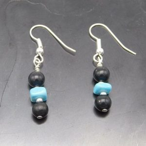 shungite-and-natural-turquoise-earings