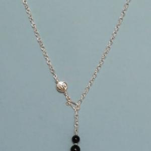 Shungite Rounds Necklace