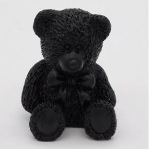 Shungite S4 Resin Bear Totem