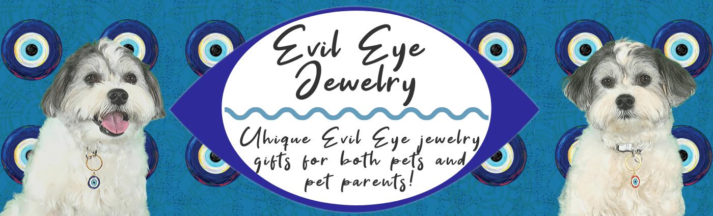evil eye jewelry banner